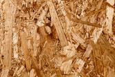 Pressed wood texture (chipboard) — Stock Photo