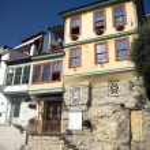 Kavala's old city (series) — Stock Photo