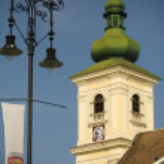 Sibiu, my love — Stock Photo