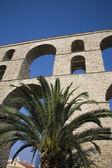 Kavala's old city — Stock Photo
