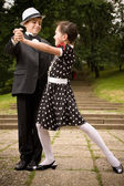 Let's dance! — Stock Photo