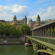 Paris Bridge — Stock Photo