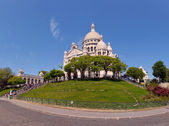 Basilica Sacre-Coeur — Stock Photo