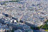 Dachy Paryża — Zdjęcie stockowe