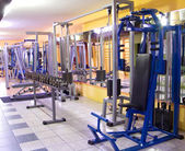 Salle de gym — Photo