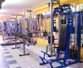 Gym — Stock Photo