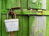 The lock — Stock Photo