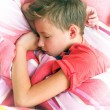 Sleeping boy — Stock Photo #3482714