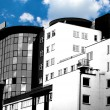 Apartment building — Foto Stock