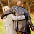 Couple walk — Stock Photo #3484314