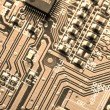 Circuit board - Foto de Stock  
