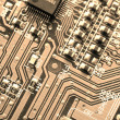 Circuit board — Stock Photo #3484702