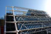 Centre pompidou di parigi — Foto Stock