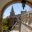 Royalty-Free Stock Photo: The great tower of Fishermen\'s Bastion