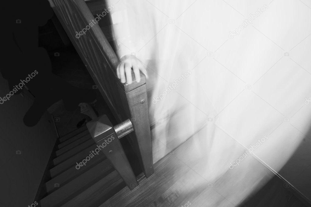 Что если ты во сне призрак