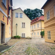 Prague. Old architecture, charming streets — Stock Photo #3785241