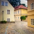 Prague. Old architecture, charming streets — Stock Photo #3785256