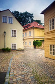 Prague. Old architecture, charming streets — Stock Photo