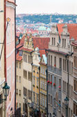 Prague. Old architecture, charming buildings — Stock Photo