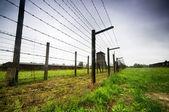 Majdanek - concentration camp in Poland. — Stock Photo