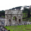Arch of Constantine — Stock Photo #2810070