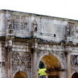 Arch of Constantine — Stock Photo
