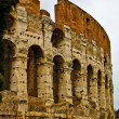 Stock Photo: Rome Colosseum