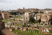 The Forum Rome — Stock Photo