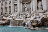 Trevi Fountain — Stock fotografie