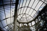 Palacio de cristal — Foto de Stock