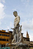 Florence, Biancone By Ammannati — Stock Photo