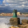 Viareggio, Italy — Stock Photo
