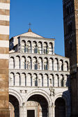 Lucca Cathedral — Stock Photo