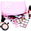 Cosmetics for make-up — Stock Photo