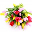 Bouquet of tulips — Stock Photo
