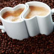 Coffee with love — Stock Photo #2974234