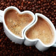 Coffee with love — Foto Stock
