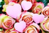 Mazzo di rose — Foto Stock