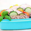 Lunch box — Stock Photo #2981445