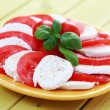 Caprese salad — Stock Photo #3054872