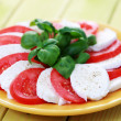Caprese salad — Stock Photo #3054911