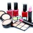 Make-up cosmetics - Stock Photo