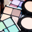Eyeshadow — Stock Photo