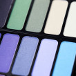 Royalty-Free Stock Photo: Eyeshadows