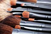 化妆刷 — 图库照片