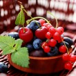 Berry fruits - Stock Photo