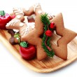 Christmas gingerbread — Stock Photo #3634160