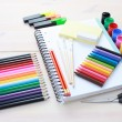 Royalty-Free Stock Photo: School supplies