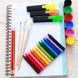 School supplies — Stock Photo #3764664