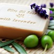Herbal soap — Stock Photo #3834168